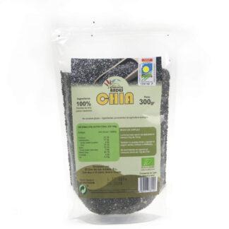 Bolsa de Chia ecológia de 300 gramos