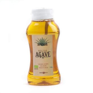 Sirope de agave ecológico, sin aditivos edulcorante natural