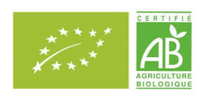 Productos de origen agrícola biológico certificados