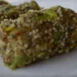Receta de croquetas non fritas de quinoa