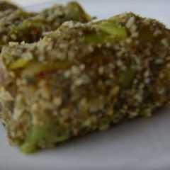 Croqueta non Frita de Quinoa