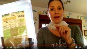 Receta básica para preparación de la quinoa para su consumo