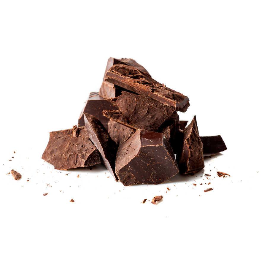 Receta para hacer raw chocolate o chocolate en rama