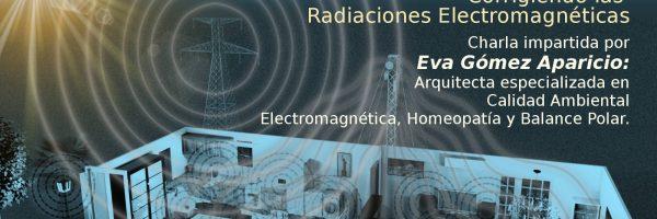 Crea Espacios Saludables Corrigiendo las Radiaciones Electromagnéticas
