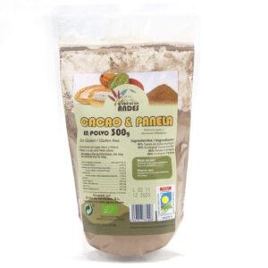 Bolsa de Cacao y Panela de 300 gramos