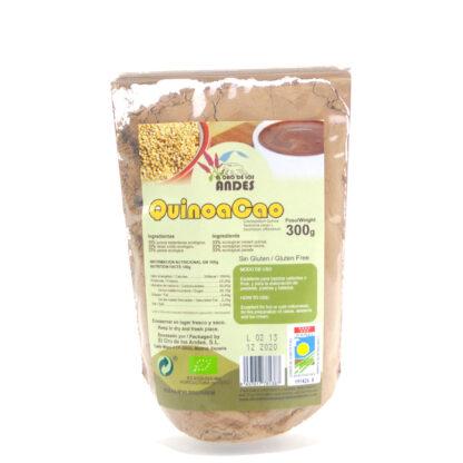 Bolsa de Quinoa Cao de 300 gramos