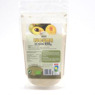 Harina de lúcuma ecológica envase 250
