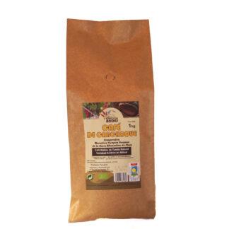 Café molido de tueste natural 1kg Café de Canchaque (El Oro de los Andes)