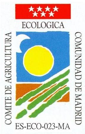 Certificación del Comité de Agricultura Ecológica de la Comunidad de Madrid