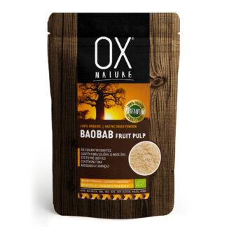 OX Nature pulpa del fruto del baobab