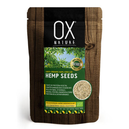 OX Nature Semillas de cáñamo 125g