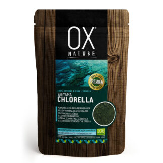 OX Nature Yeyama Chlorella 70 gramos