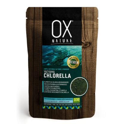 OX Nature Yeyama Chlorella 70 gramos