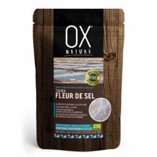 OX nature, Tavira Flor de Sal (cristales de sal del mar atlántico)