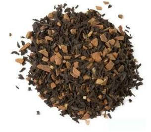 Paquete de té negro chai ecológico
