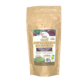 Café molido Descafeinado de tueste natural 250g