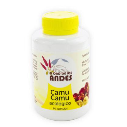 Capsulas de Camu Camu, 90 caps. 825 mg