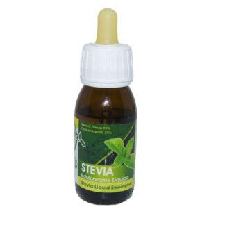 Extacto Líquido de Stevia 60 ml