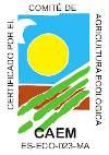 Certificado por el comité de agricultura ecológica de la Comunidad de Madrid