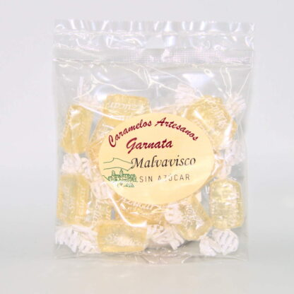Caramelos Artesanos Garnata sin Azúcar de Malvavisco 100 gr