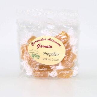 Caramelos Artesanos Garnata sin Azúcar de Propóleo 100 gr