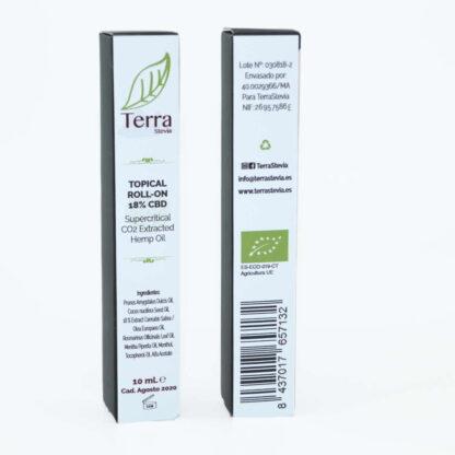 CBD OIL Aceite de extracto vegetal de cáñamo 10ml