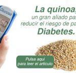 La quinoa aliado para reducir el riesgo de padecer diabetes