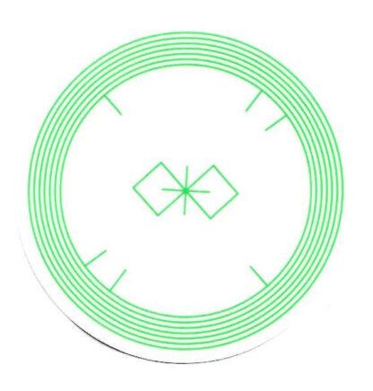 tarjeta correccion de campos electromagneticos campos