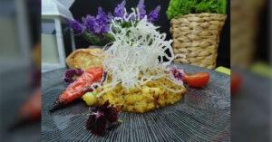 Receta de pure o locro de calabaza y quinoa