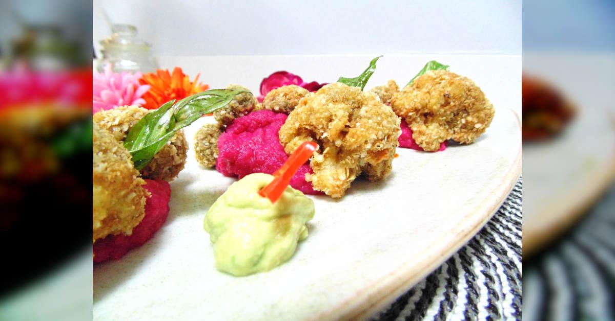 Receta de vegetales con quinoa en fritot