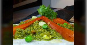 receta de quinoa al cilantro