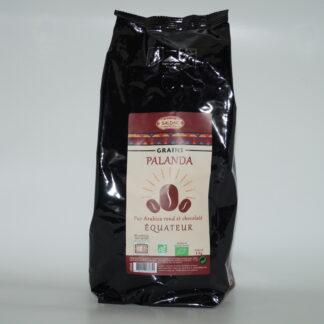 Café de tueste natural en grano Ecuador 1kg