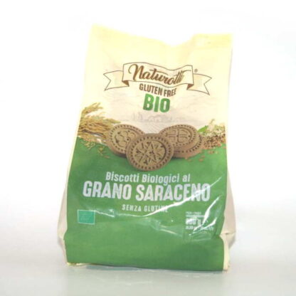 Galletas de trigo sarraceno sin gluten