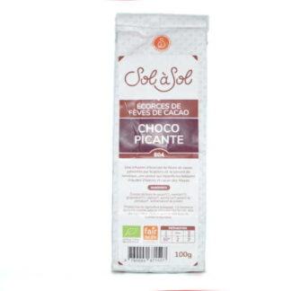 Infusión Corteza de Cacao y Picante 100 gramos