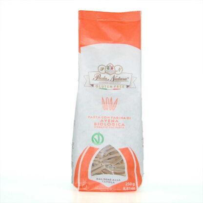 Pasta de avena sin gluten orgánica y pasta vegana OK