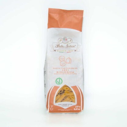 Pasta de Garbanzo ecológico sin gluten