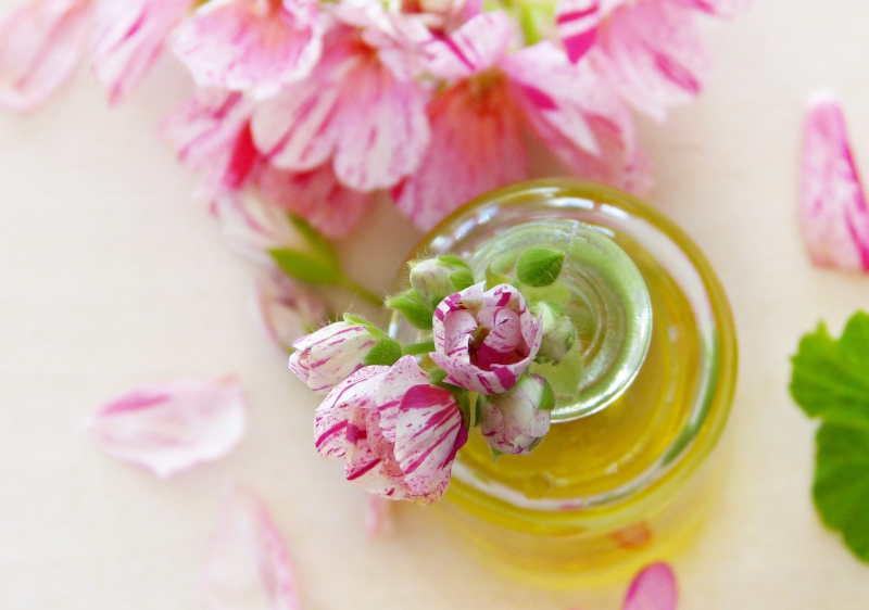 Aceites esenciales y aceites vegetales